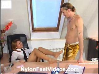 Alice dan mike miang/gatal stoking kaki tindakan