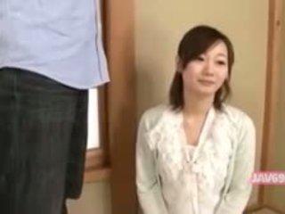 Adorable Seductive Asian Babe Fucked