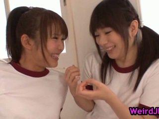 Smut harune maeda and megumi shono
