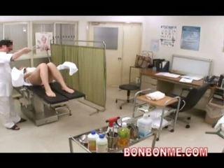 japānas, ārsts, pacients