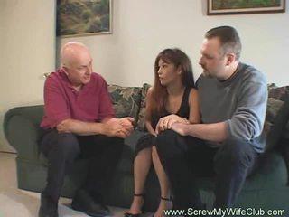 Vyras approves apie jo žmona bonking