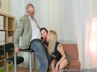 Video of young gyz having sikiş with a old man