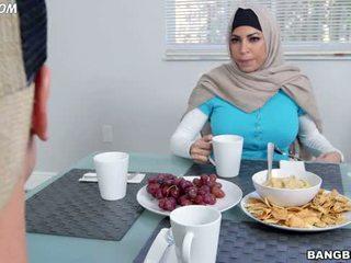 boquete, árabe, irmã