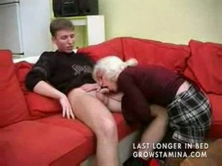 他妈的, 奶奶, 口交