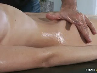 verklig högklackat, ansikts- se, massage ny
