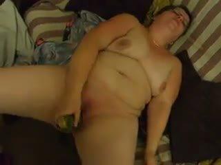 Masturbation loạt với unusual dildos 5 của 8: khiêu dâm 34