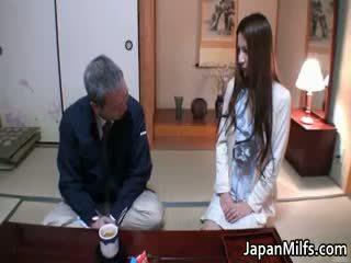 japanisch, interracial, reifen