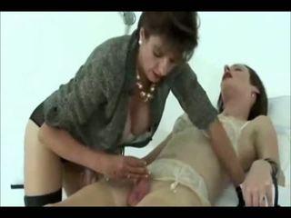영국의 domme uses 그녀의 여자 같은, 무료 입 포르노를 비디오 4f