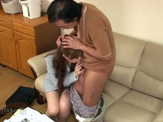 Panas tutor creampie (uncensored jav)