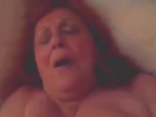 Thực nóng bà nội gets trẻ con gà trống, miễn phí khiêu dâm 65