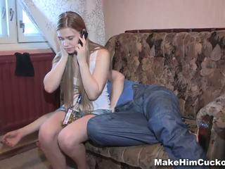 เจาะวัยรุ่นหี, วิดีโอหนังโป๊วัยรุ่น, สามีซึ่งภรรยามีชู้