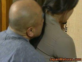 Japans milf has gek seks gratis jav