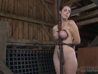 Nxehtë whipping për beautys bythë