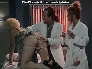 Leena, asia carrera, tom byron -ban archív szex csipesz
