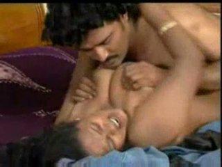 Indian mallu actress enjoying with costar in bluefilm part 2