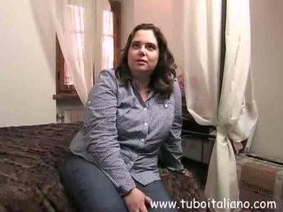 Gabriella Italian Wife First Time