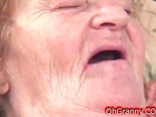 bbw, gjyshe, amator