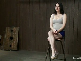 Cocoa haired scarlet faux has spanked e tortured in freaky legata mov