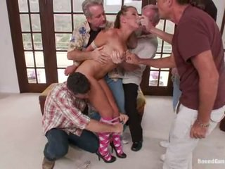 Teen Lizzy London Has Fucked By Older Lads