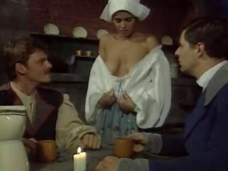 mutisks sekss, spāņu, dubultā iespiešanās
