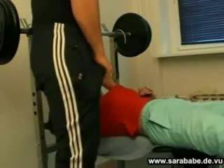 Vācieši sportazāle sekss