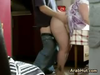 Thick amatir arab perempuan gets kacau