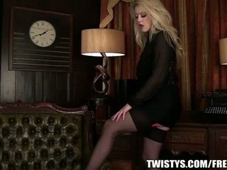 gros seins, masturber, strip-tease
