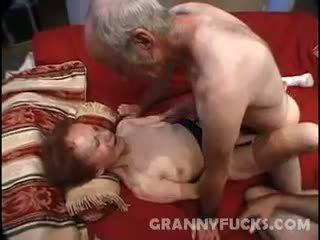 gjyshe, cumshot, tresh