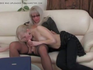 Old and Young Lesbians, Free Young and Old Lesbians Porn Video