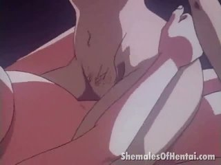 Babe Anime Shemale