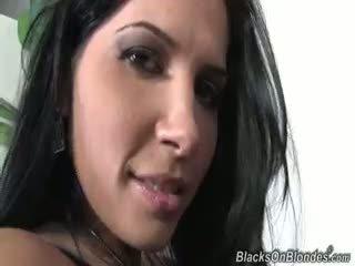 bruneta, výstrek, cumshot