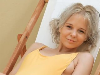 Young Blonde Teen Monroe Filthy Siesta Part 1