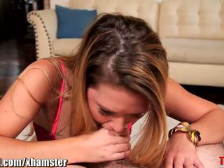 Abby atravessar throated