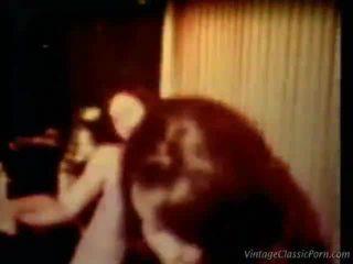 velký zadek kurva děvka, retro porno, vintage sex