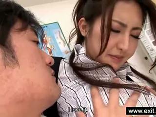 Japanese classroom FMM with teacher Na...