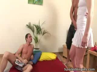 ボインの virgin ベイブ enjoys ホット 三人組 上の