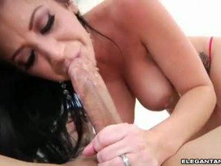 Messy PornStar Jayden James Hooks Her Wet Mouth On A PalPitating Meatpole
