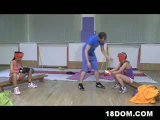 Femdom Boxing Sex