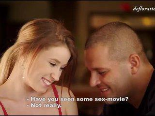 初回, ポルノビデオ, ベアリーリーガルキューティーズ