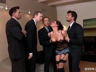 double penetration, big tits, anal