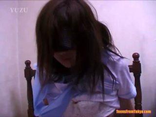 Japansk tenåring knullet ekkel