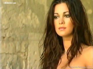 Manuela arcuri - 2001 calendar artistik, porn d8