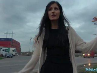 Publisks agent coco kiss salabot mans automašīna un jāšanās mans vāvere