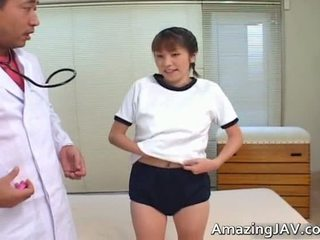 性感 日本语 女孩 吸吮 她的 doktors