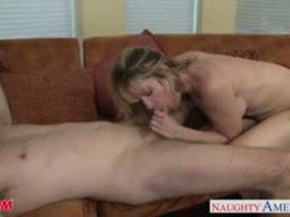 big boobs, blowjob, blonde