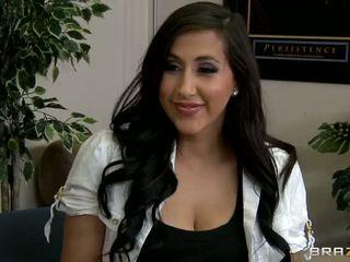 Ela wants para ser um famoso porno estrela vídeo