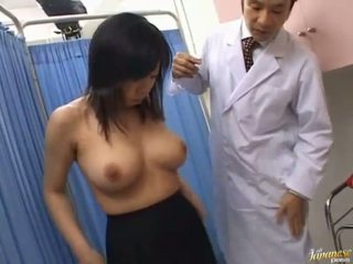 Asian slut sucks rod