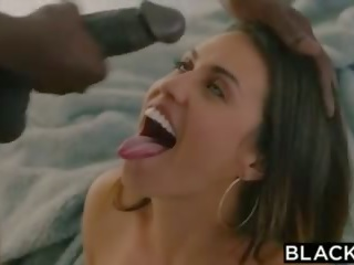 brunette, big dick, doggystyle