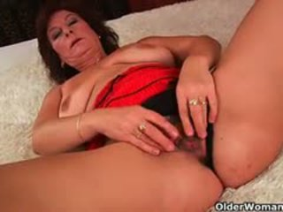 Krūtainas mammīte persia monir gets a creampie