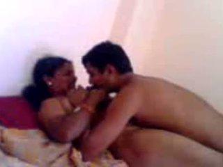 Indian Slut Aunty Refused To Have Sex